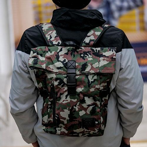 Plecak - męska rzecz