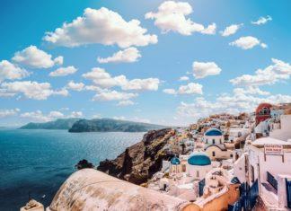 wakacje w pazdzierniku w grecji