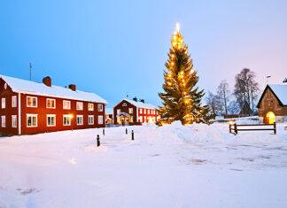 W jaki sposób obchodzi się Boże Narodzenie w Szwecji