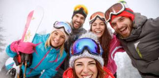 Imprezowy wyjazd narciarski w Alpy