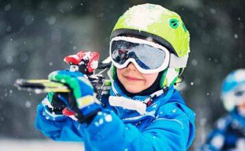gdzie wybrać się na narty z dziećmi