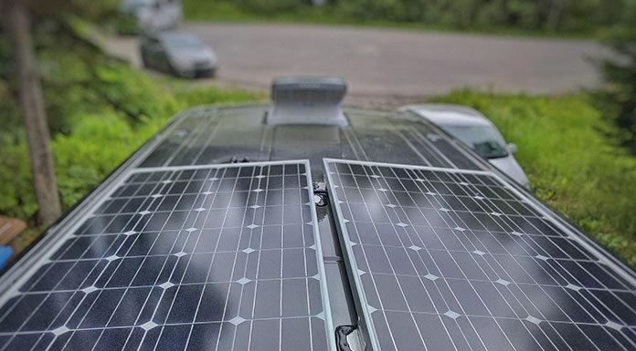Panele słoneczne do kampera - wszystko co powinniście wiedzieć